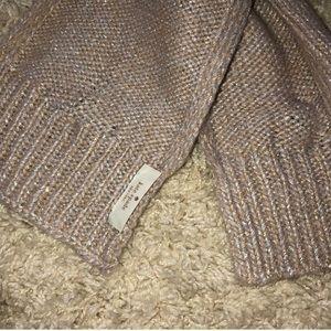 kate spade Accessories - ♠️ SET Kate Spade velvet -mittens & scarf set !